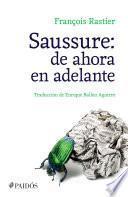 Libro de Saussure: De Ahora En Adelante