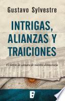 Libro de Intrigas, Alianzas Y Traiciones