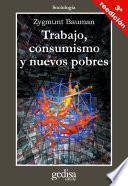 Libro de Trabajo, Consumismo Y Nuevos Pobres