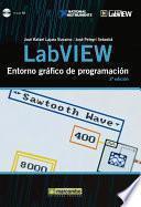 Libro de Labview: Entorno Gráfico De Programación
