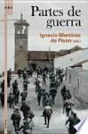Libro de Partes De Guerra