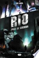 Libro de Rio: Zona De Guerra (español)