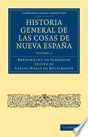 Libro de Historia General De Las Cosas De Nueva España