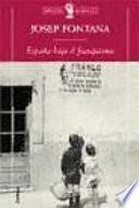 Libro de España Bajo El Franquismo