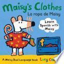 Libro de Maisy S Clothes