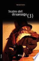 Libro de Teatro Del Desarraigo