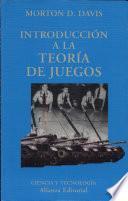 Libro de Introducción A La Teoría De Juegos
