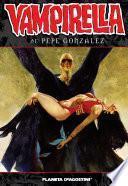 Libro de Vampirella De Pepe González