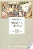 Libro de Tradiciones Peruanas