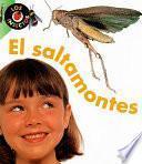Libro de El Saltamontes
