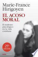 Libro de El Acoso Moral