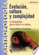 Libro de Evolución, Cultura Y Complejidad