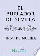 Libro de El Burlador De Sevilla