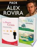 Libro de Pack Álex Rovira (2 Ebooks): La Buena Vida Y La Buena Crisis
