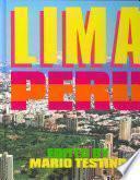 Libro de Lima, Peru