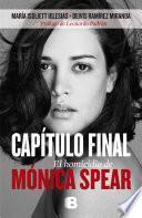 Libro de Capítulo Final. El Homicidio De Mónica Spear