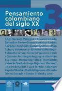 Libro de Pensamiento Colombiano Del Siglo Xx. Volumen 3