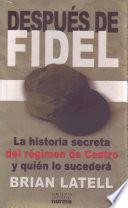 Libro de Después De Fidel