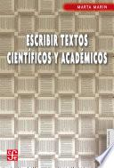 Libro de Escribir Textos Científicos Y Acádemicos