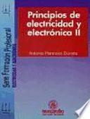 Libro de Principios De Electricidad Y Electrónica Ii