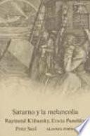 Libro de Saturno Y La Melancolía