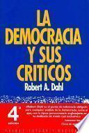 Libro de La Democracia Y Sus Críticos