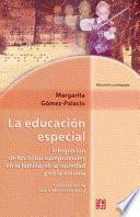 Libro de La Educación Especial
