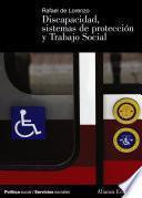 Libro de Discapacidad, Sistemas De Protección Y Trabajo Social