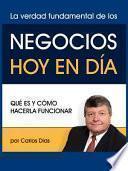 Libro de La Verdad Fundamental De Los Negocios Hoy En Dia