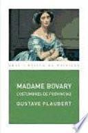 Libro de Madame Bovary