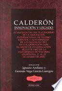 Libro de Calderón