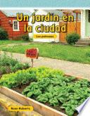 Libro de Nuestro Jardin En La Ciudad