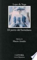 Libro de El Perro Del Hortelano