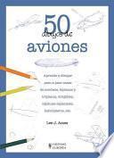Libro de 50 Dibujos De Aviones