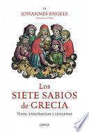 Libro de Los Siete Sabios De Grecia