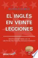 Libro de Inglés En Veinte Lecciones