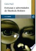 Libro de Fortunas Y Adversidades De Sherlock Holmes