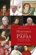 Libro de Historia De Los Papas Actualizada