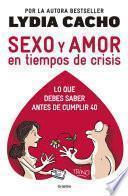 Libro de Sexo Y Amor En Tiempos De Crisis