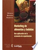 Libro de Marketing De Alimentos Y Bebidas