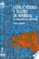 Libro de Cómics, Títeres Y Teatro De Sombras