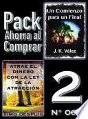 Libro de Pack Ahorra Al Comprar 2 (nº 065)