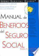 Libro de Manual De Beneficios Del Seguro Social