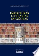 Libro de Imposturas Literarias Españolas