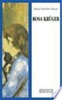 Libro de Rosa Krüger