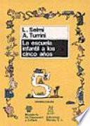 Libro de La Escuela Infantil A Los Cinco Años