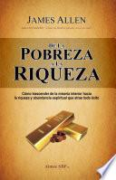 Libro de De La Pobreza A La Riqueza