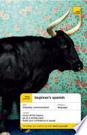 Libro de Beginner S Spanish
