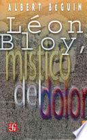 Libro de Léon Bloy, Místico Del Dolor