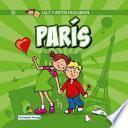 Libro de Lilly Y Anton Descubren París